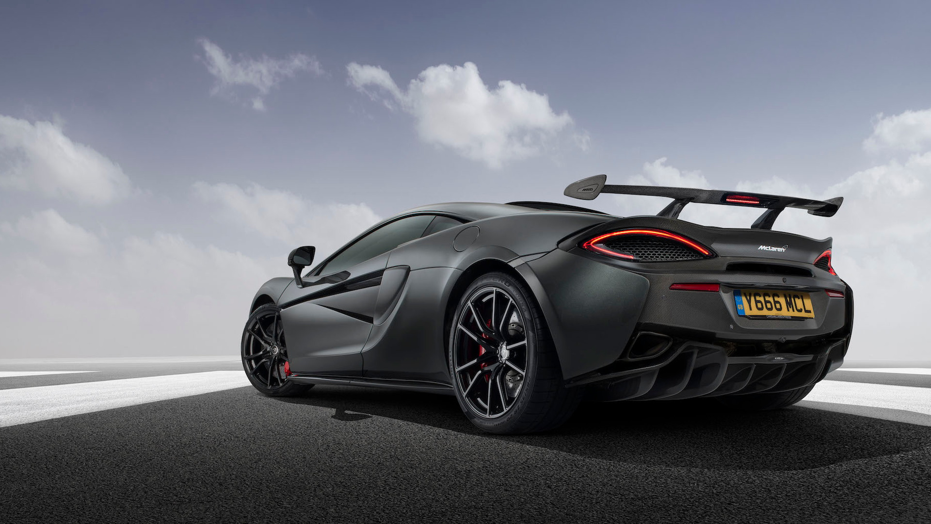 McLaren 570S High Downforce Package by MSO