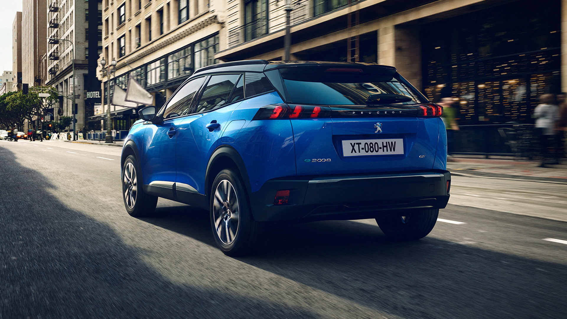 2020 Peugeot 2008