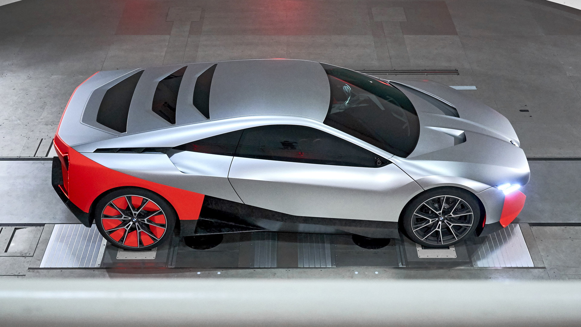BMW Vision M Next concept