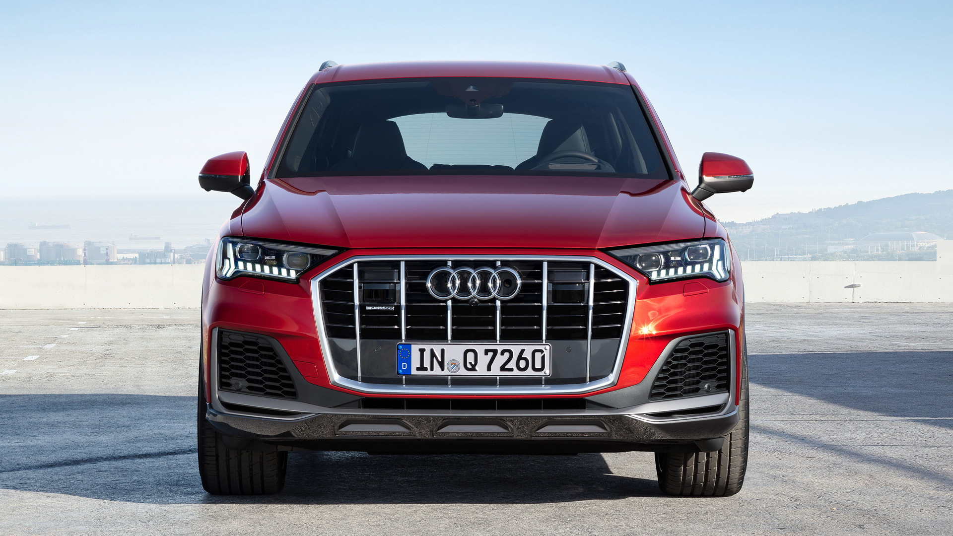 2020 Audi Q7's dash goes digital in latest update
