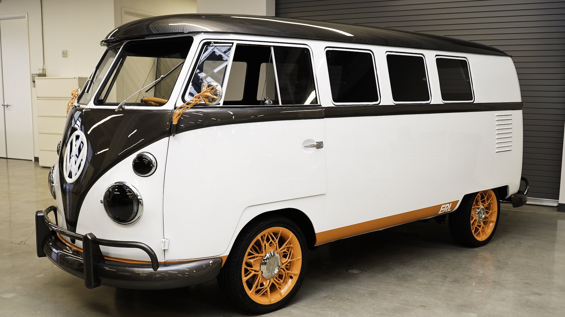 Volkswagen Type 20 Microbus concept