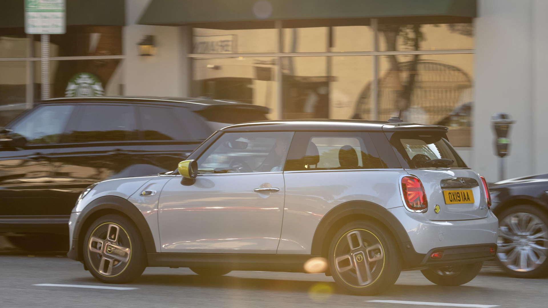 2020 Mini Cooper SE Hardtop
