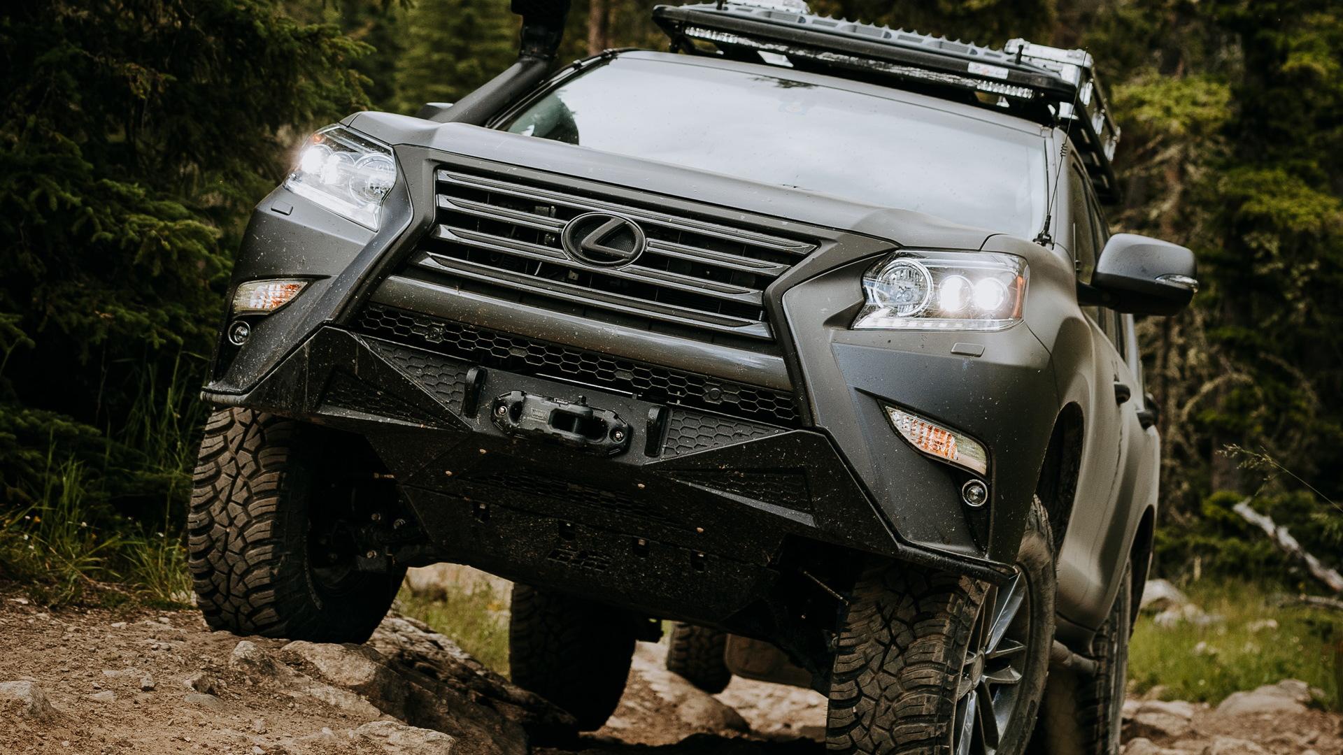 Lexus GXOR Concept