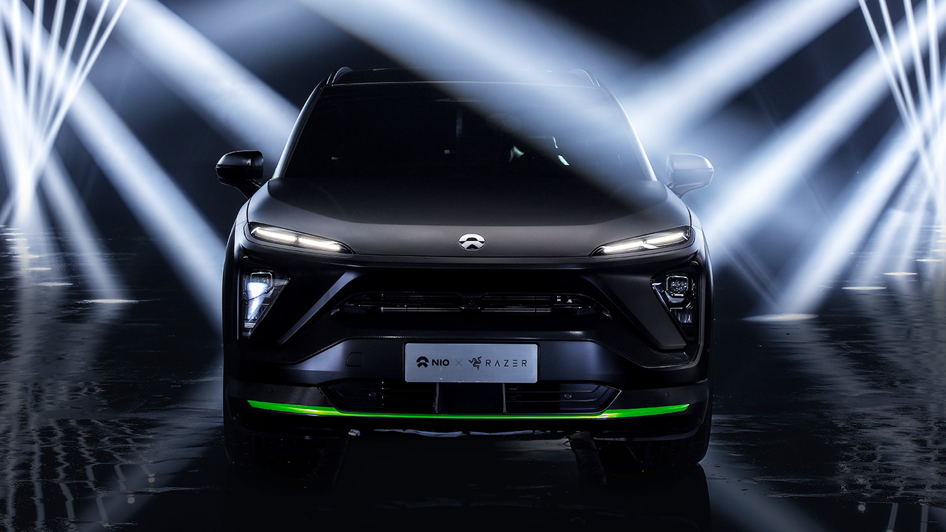 2019 Nio ES6 Razer Night Explorer