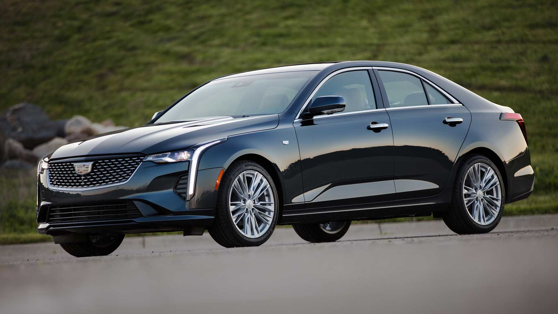2020 cadillac ct4 is here super cruise vseries weird