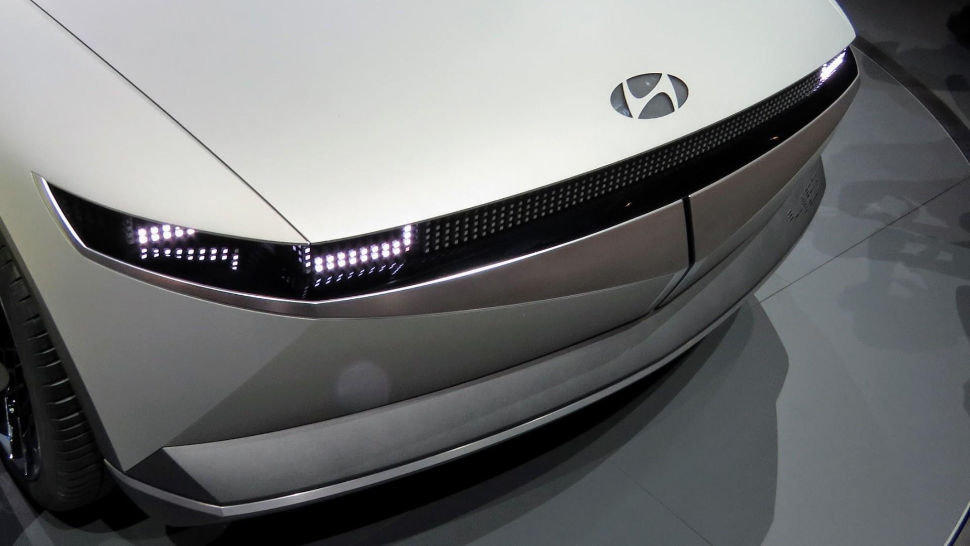 Hyundai 45 concept  -  2019 Frankfurt auto show