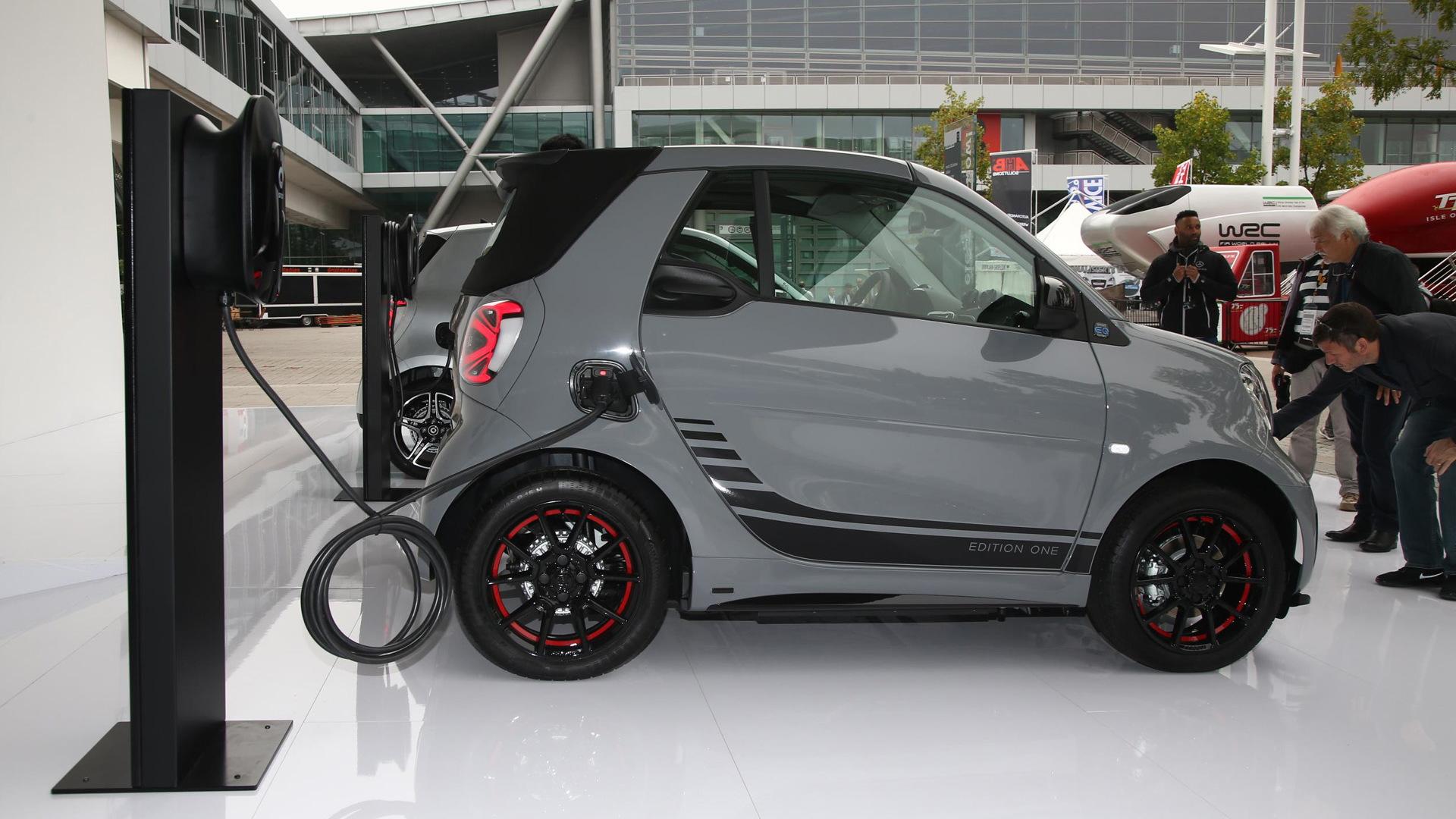 2020 Smart EQ Fortwo