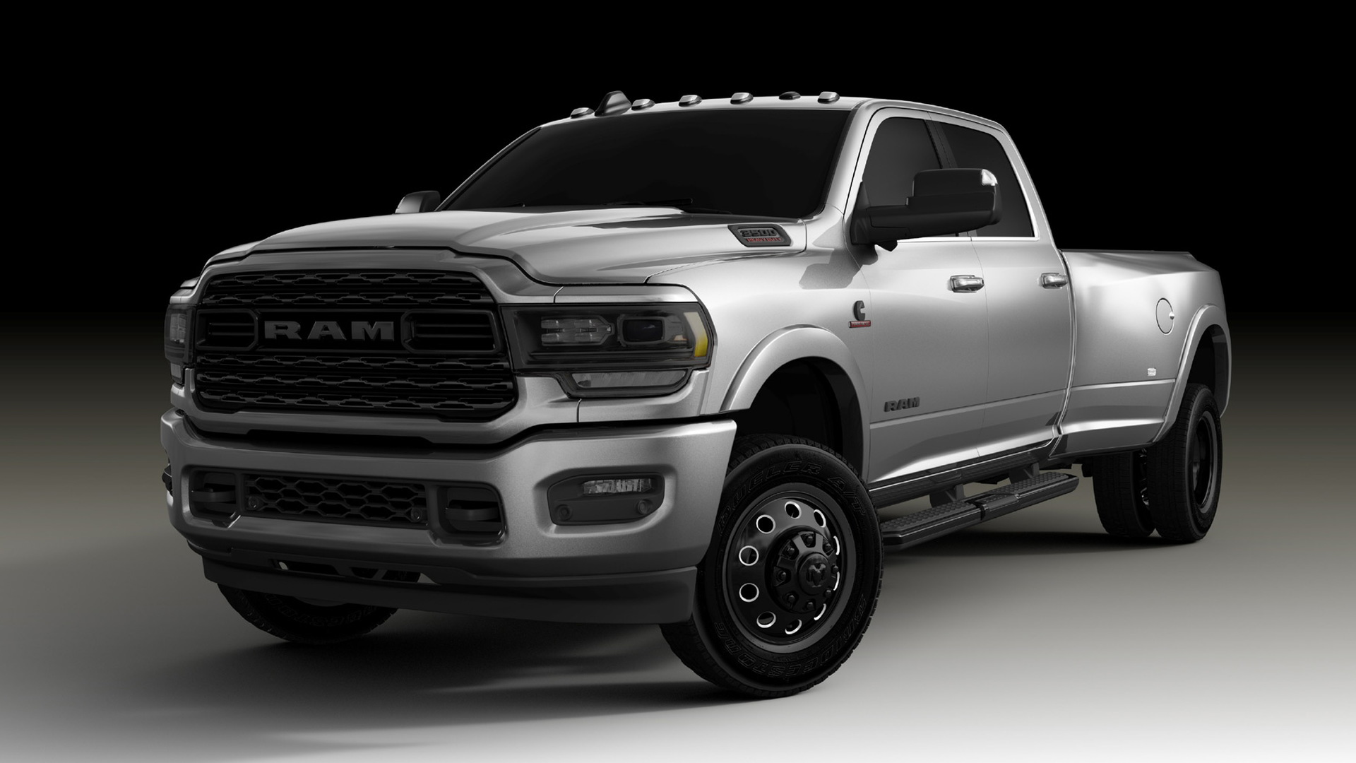 2020 Ram Heavy Duty Night Edition