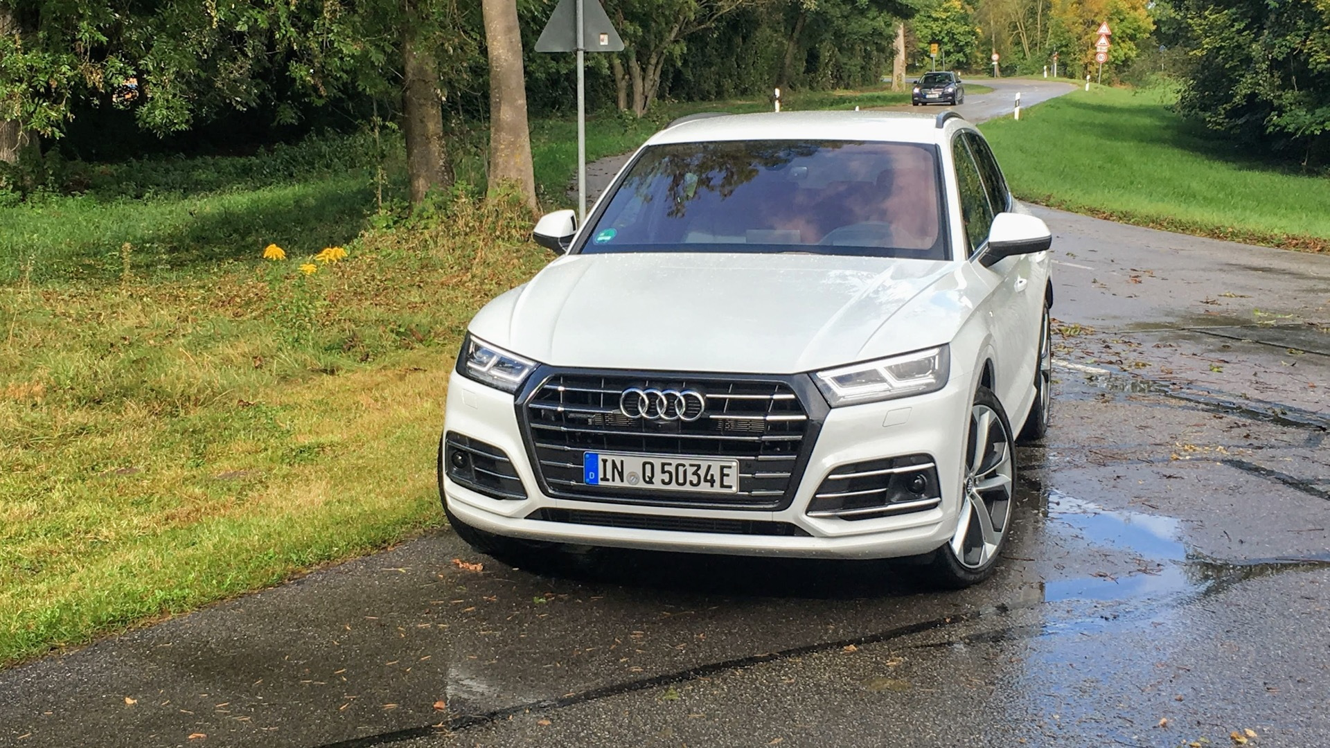 2020 Audi Q5 plug-in hybrid (Euro-spec)  -  first drive, October 2019