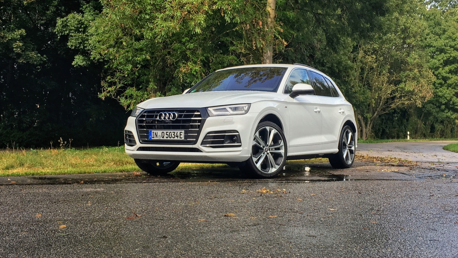 First Drive Review 2020 Audi Q5 Plug In Hybrid Casts Market Superstar As Supporting Character