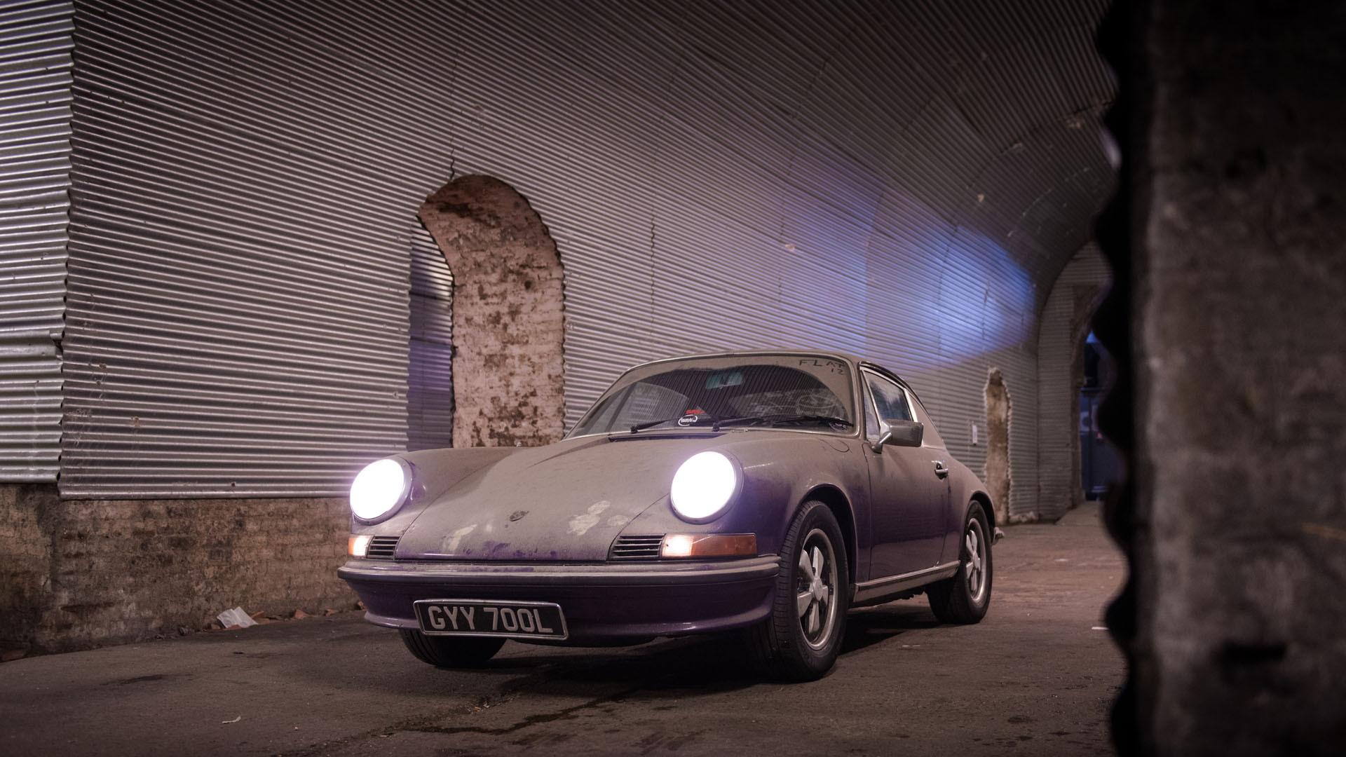 Graham's 1969 Porsche 911T