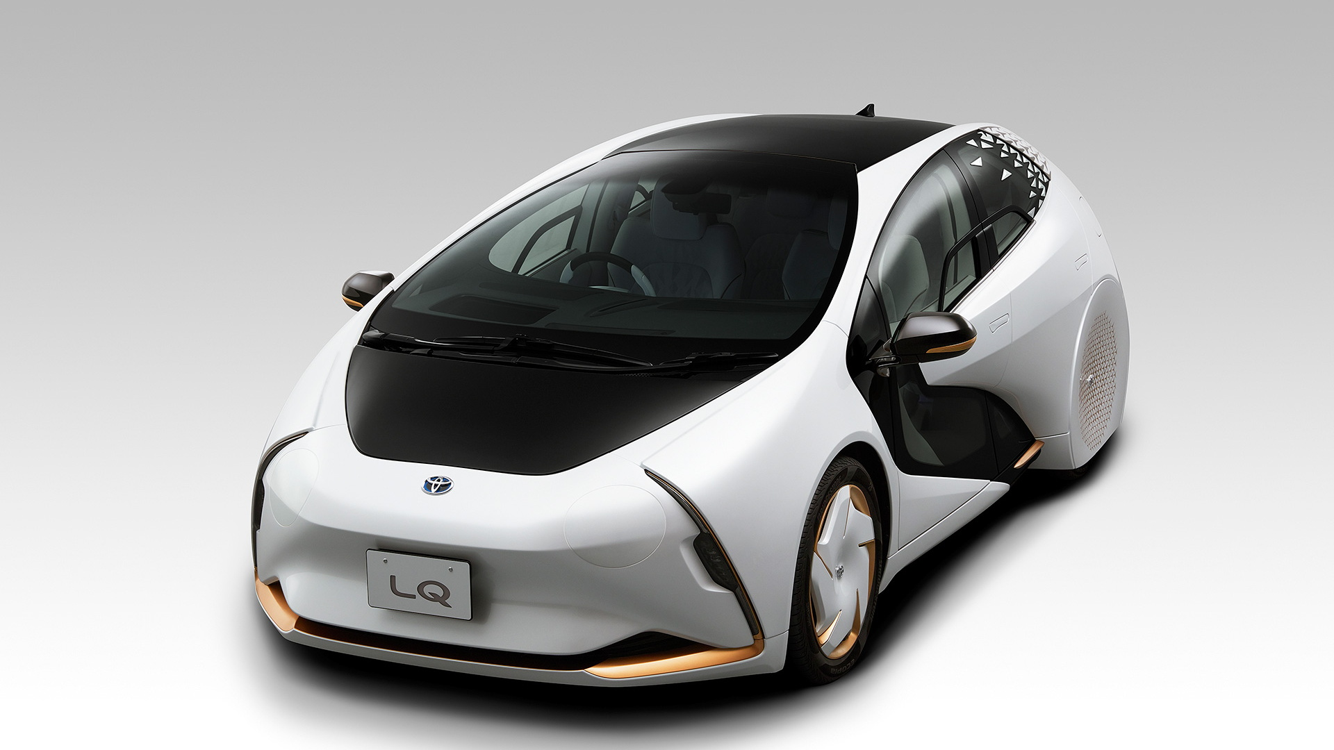 Toyota LQ concept car