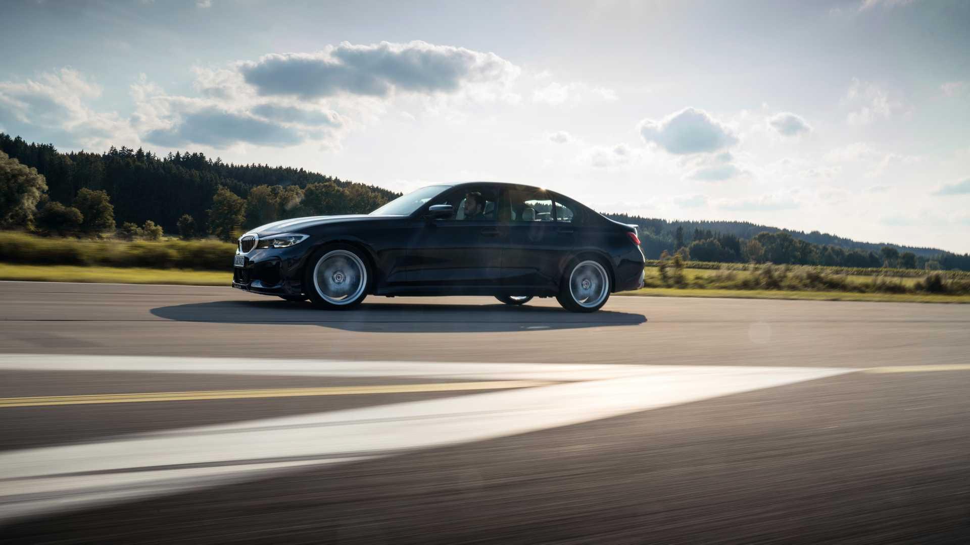 2020 BMW Alpina B3