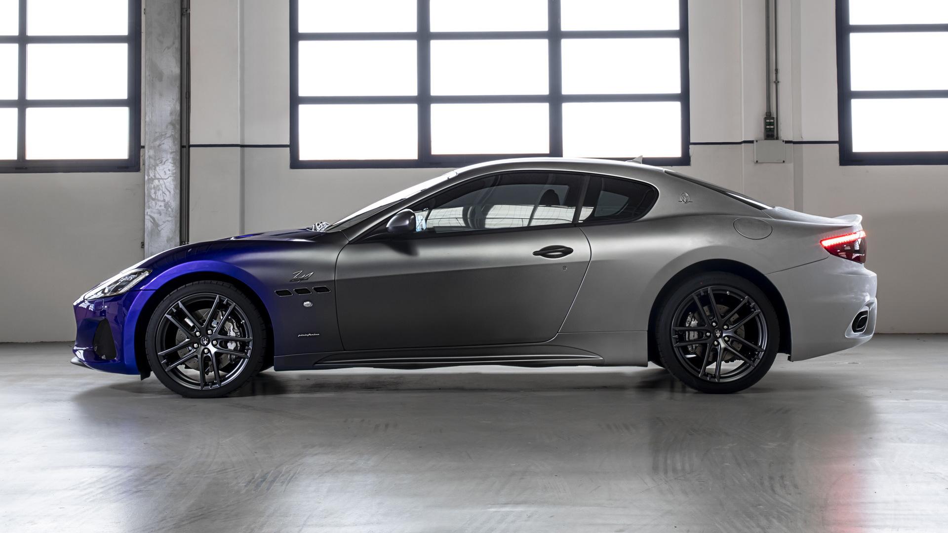 2019 Maserati GranTurismo Zeda
