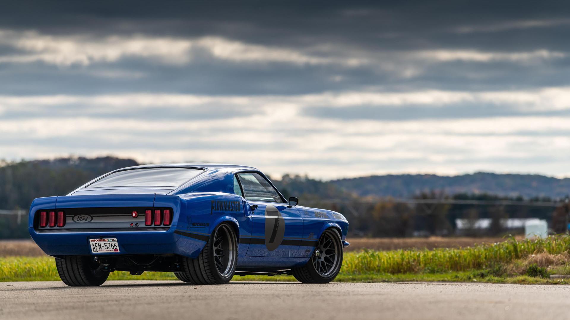 Ringbrothers Mustang Mach 1
