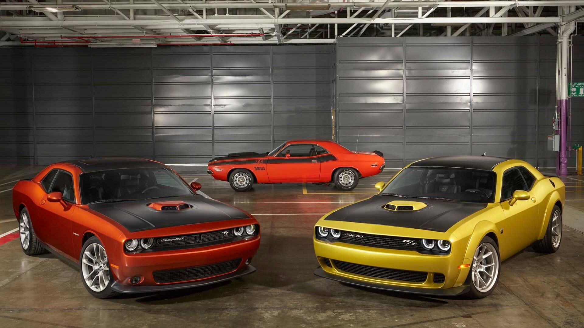 2020 Dodge Challenger 50th Anniversary Edition