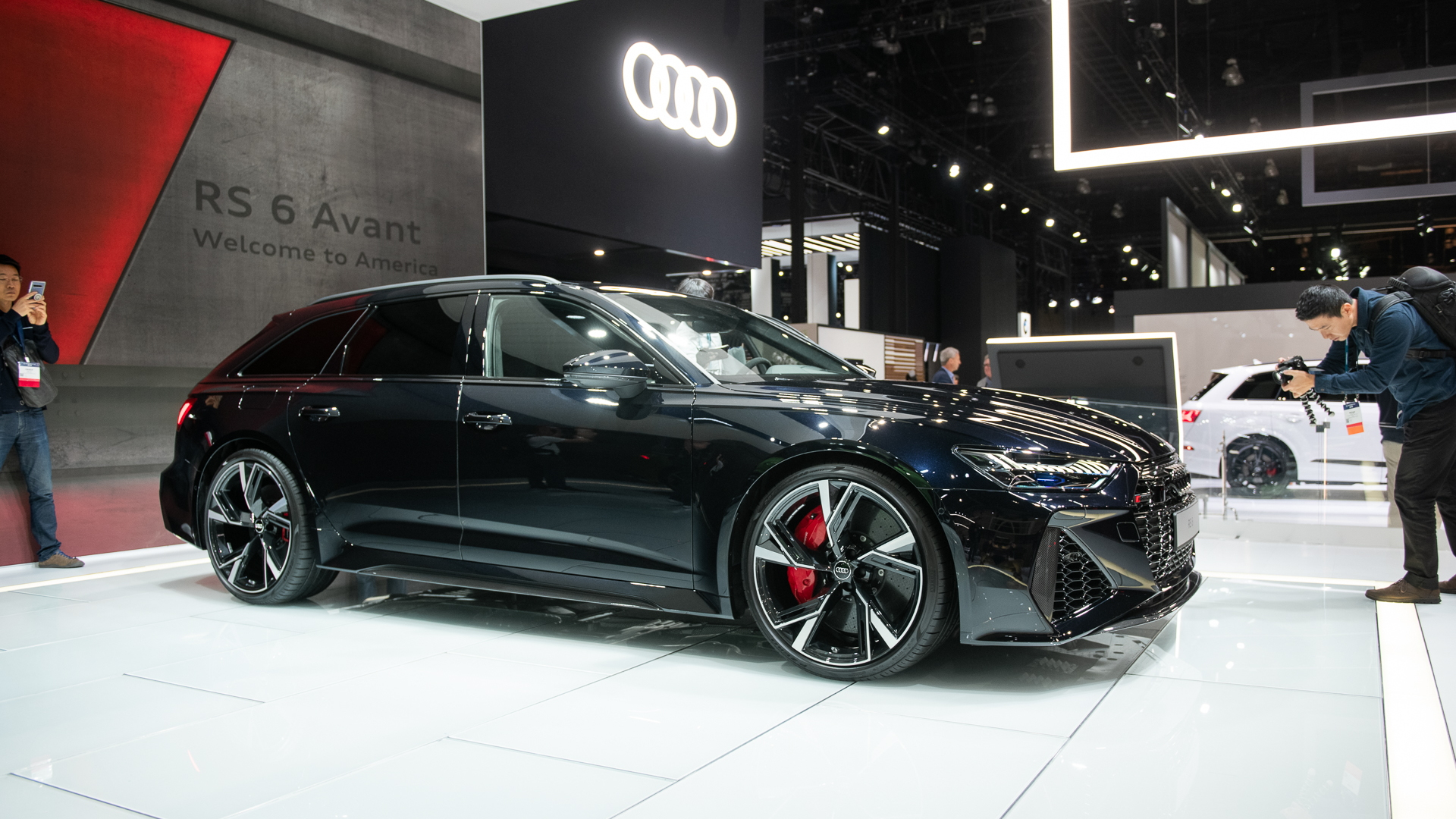 2020 Auto Show Schedule.2020 Audi Rs 6 Avant Is An Angry Wagon Due On Sale In The Us