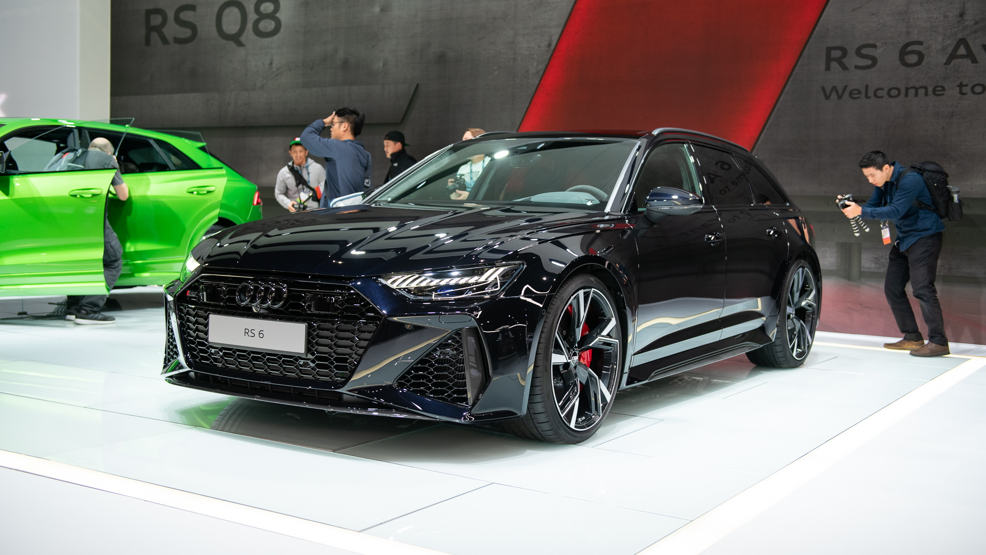 2020 Audi Rs 6 Avant Is An Angry 109 995 Wagon Ready For Soccer Practice