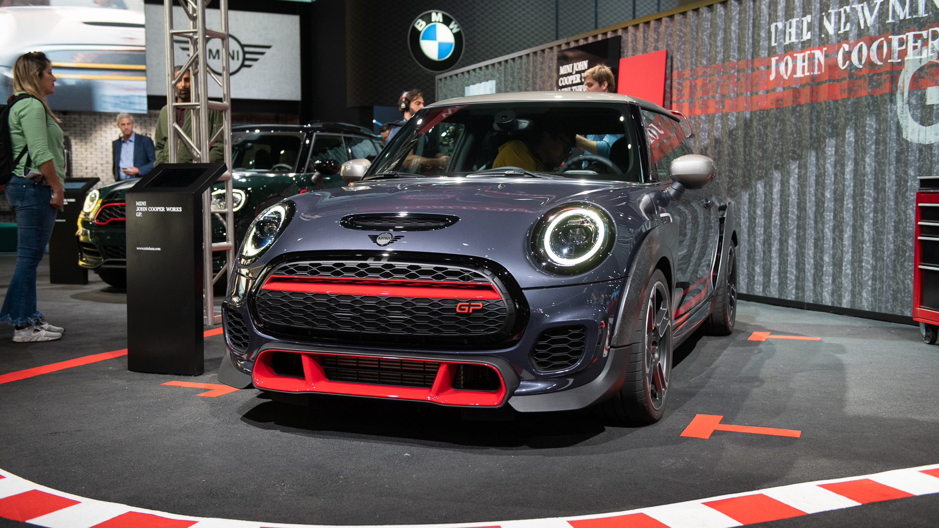 2021 Mini John Cooper Works GP, 2019 LA Auto Show