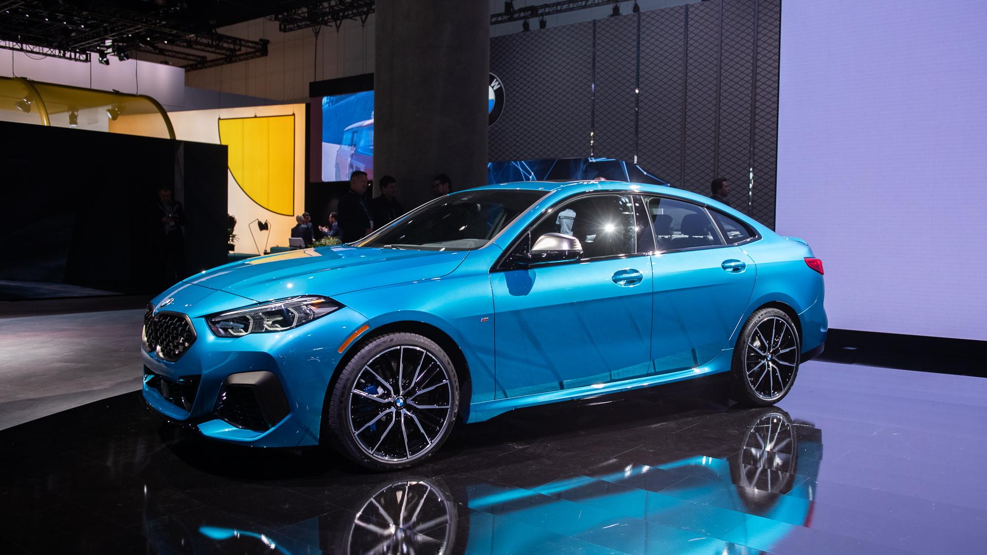 2020 BMW M2 Gran Coupe, 2019 LA Auto Show