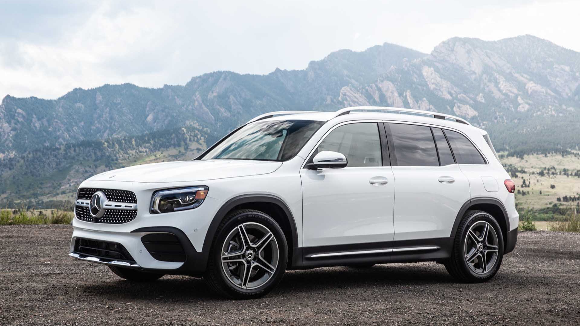 Review: The 2020 Mercedes-Benz GLB 250 plays all the right ...