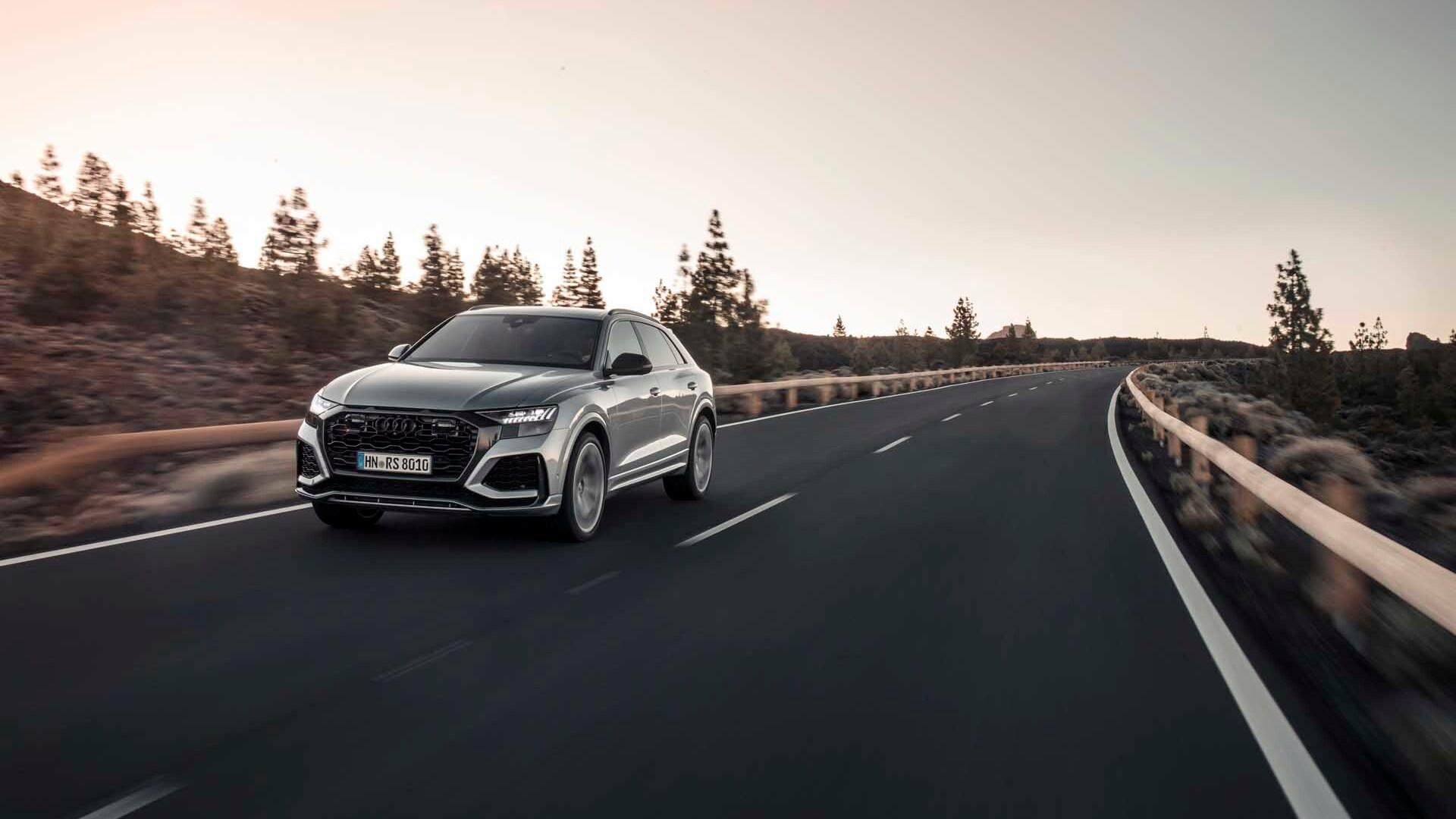 2020 Audi RS Q8 first drive