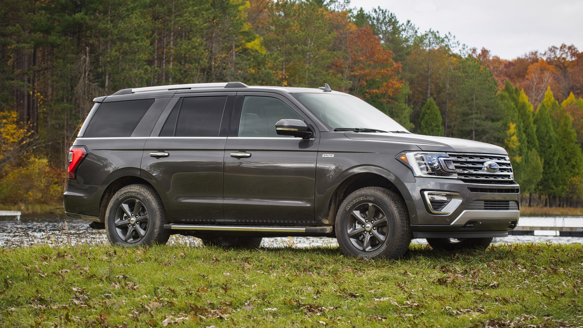 2020 Ford Expedition Limited FX4