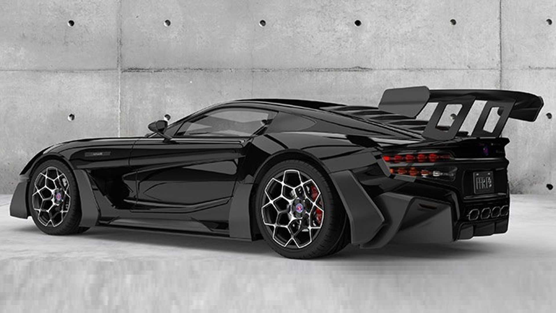 Factory Five Racing F9R concept
