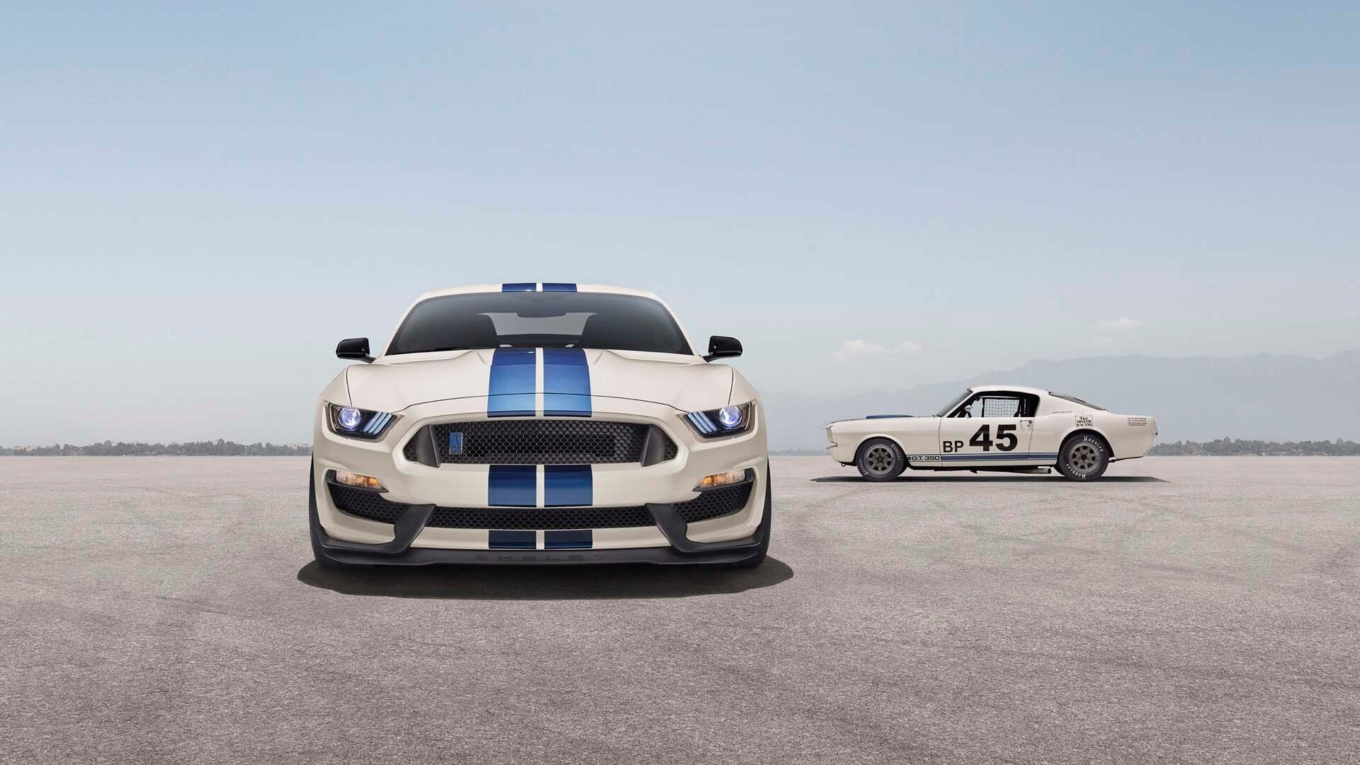 Ford celebrates the Ken Miles, GT350 legacy with Heritage Edition upgrades