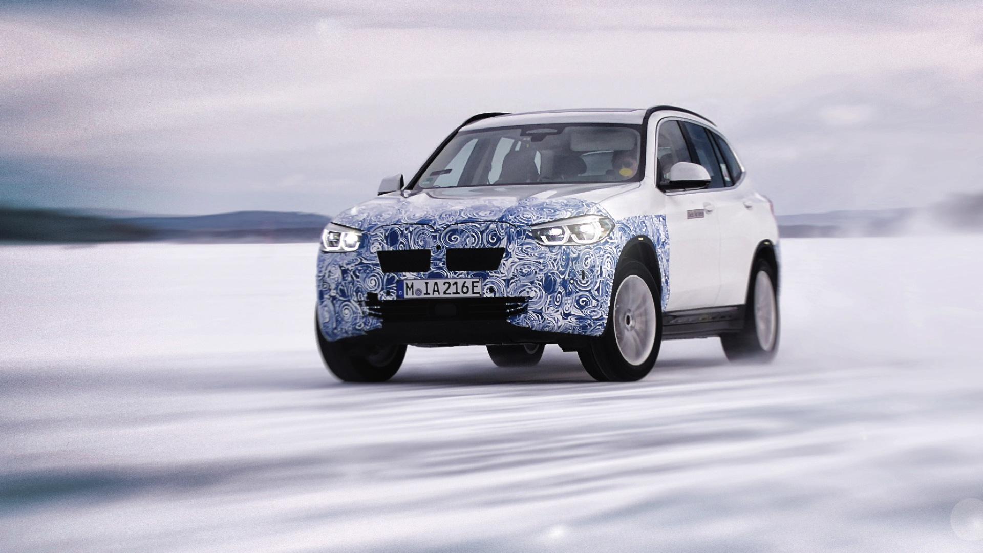 BMW Offers Insight on iX3, its 1st Long-Range Electric SUV