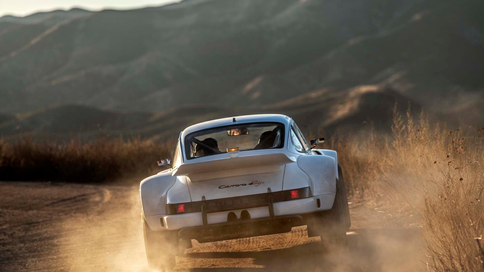 Russell Built Fabrication Baja Porsche 911