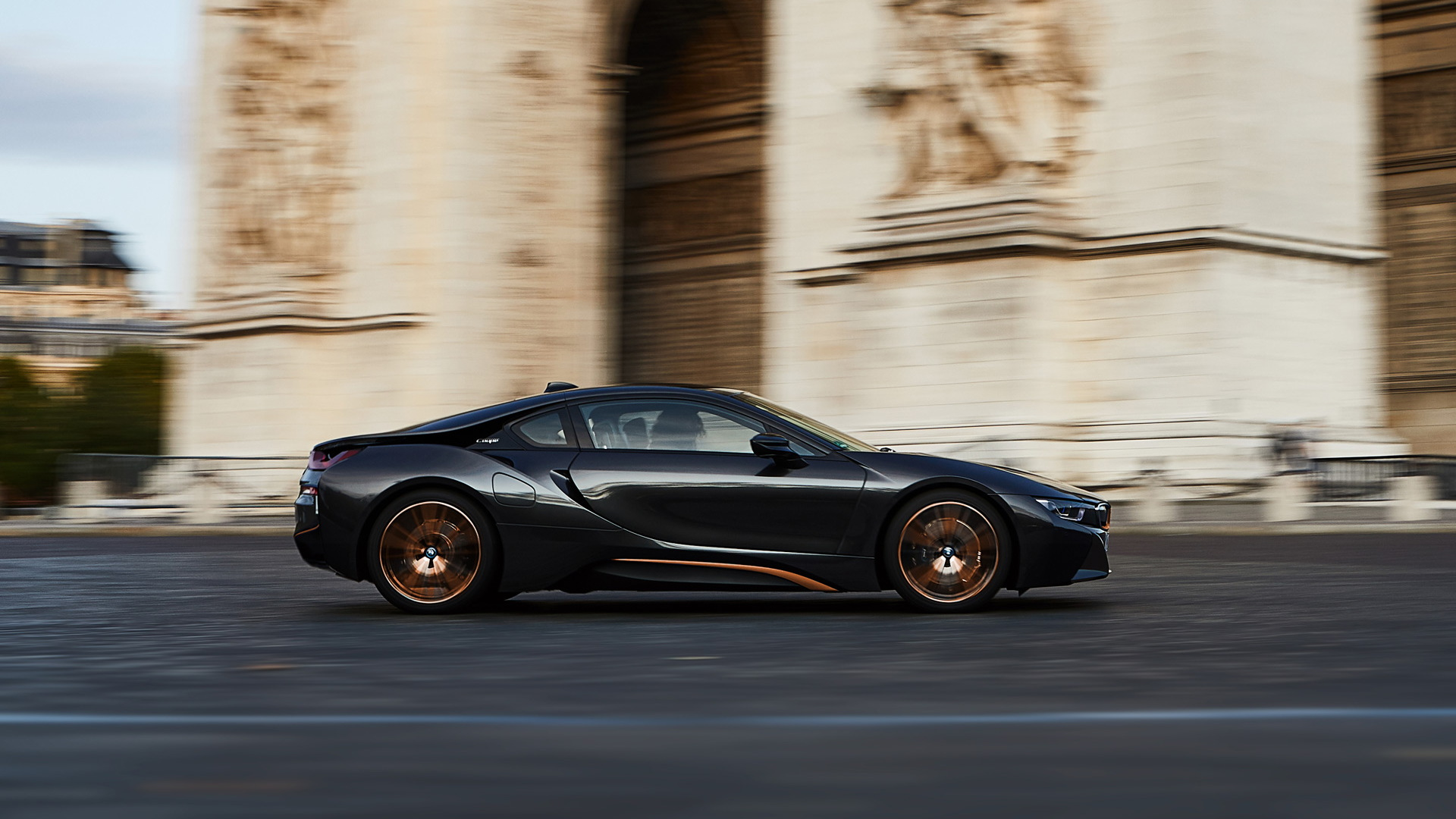 2020 BMW i8 Ultimate Sophisto Edition