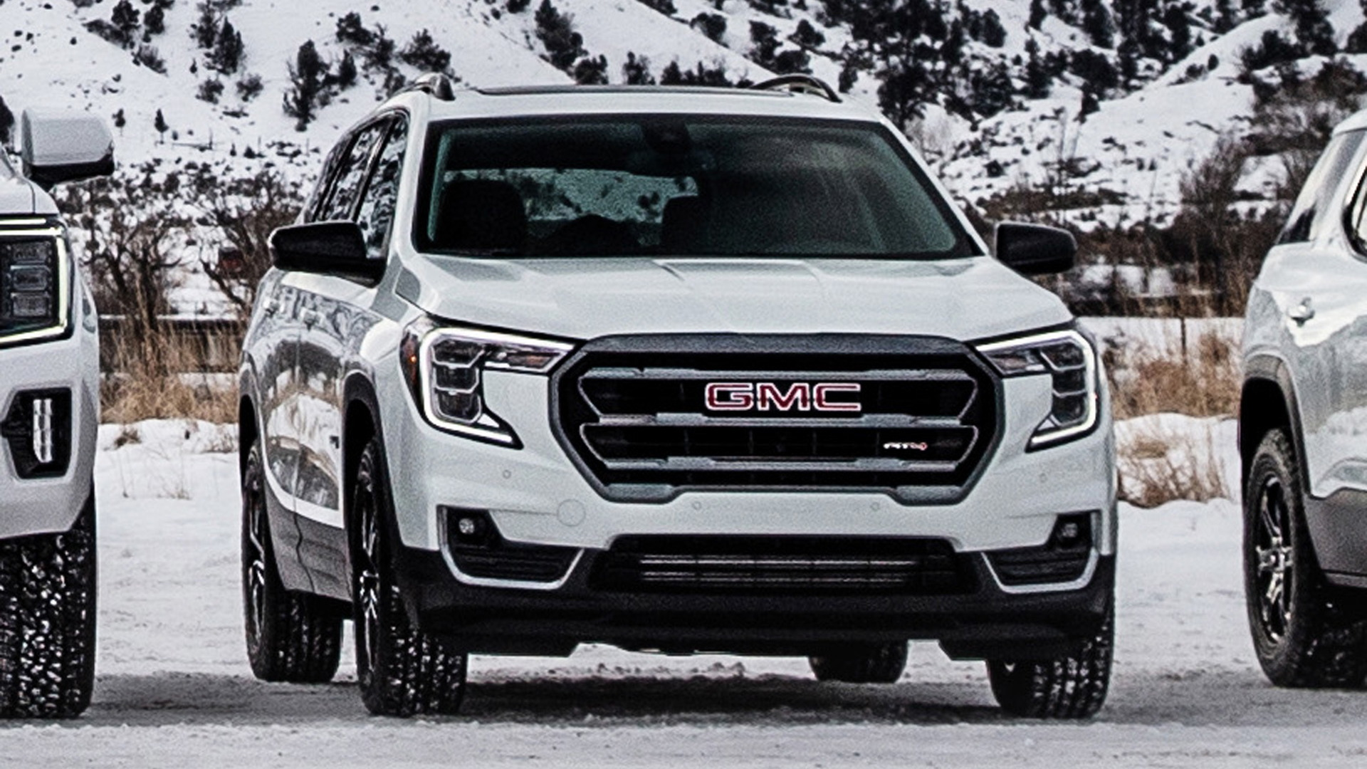 2021 GMC Terrain AT4