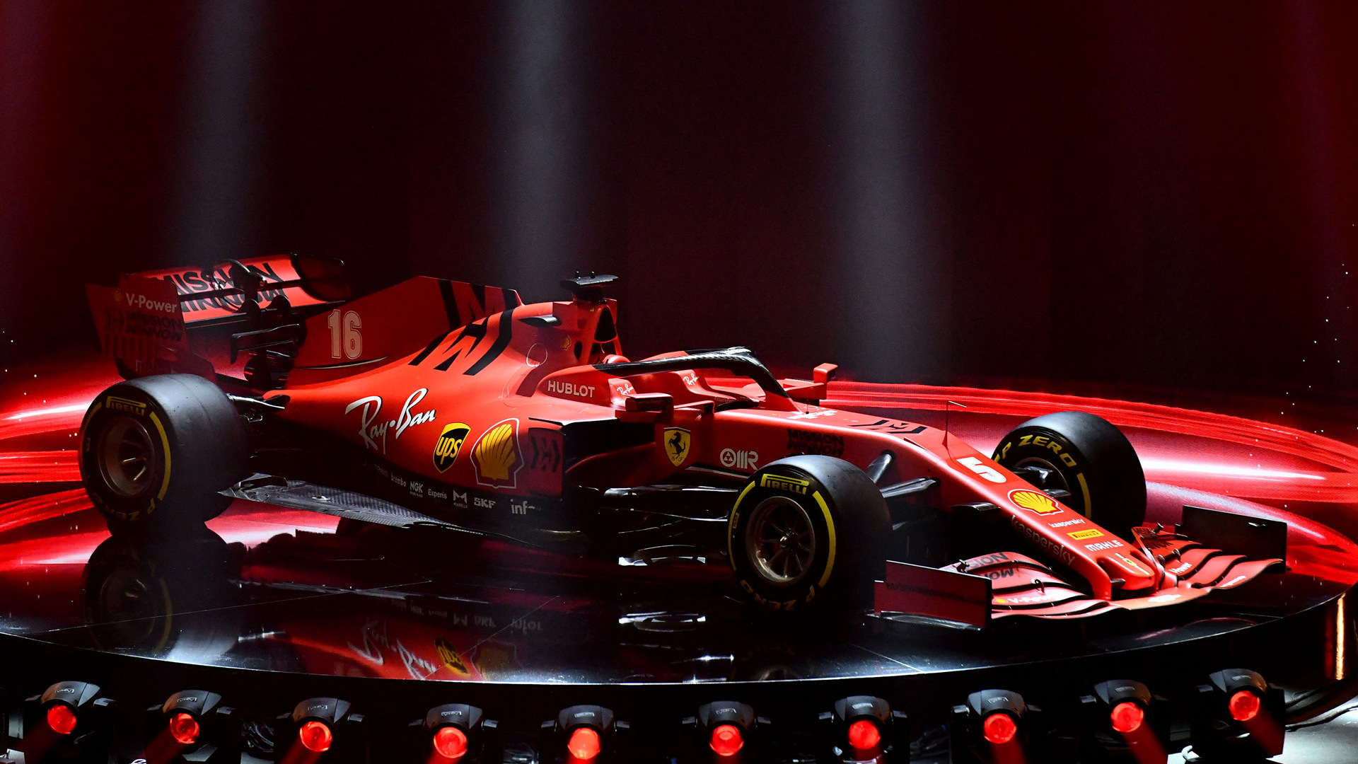 Ferrari S 2020 F1 Car Revealed As The Sf1000