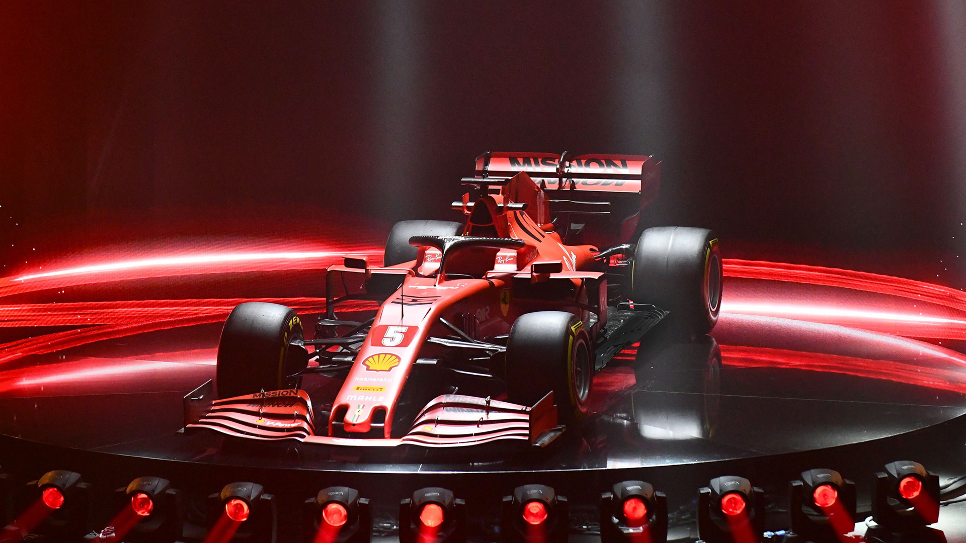 Ferrari SF1000 2020 Formula One race car