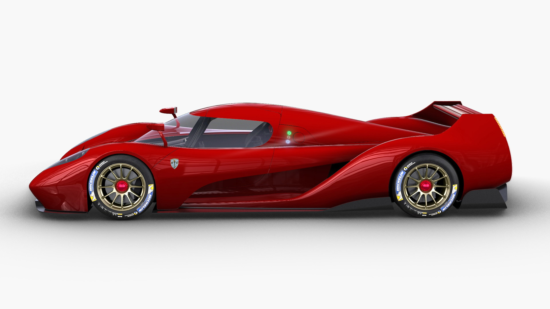 Glickenhaus 007 Le Mans Hypercar Revealed And She S A Beauty