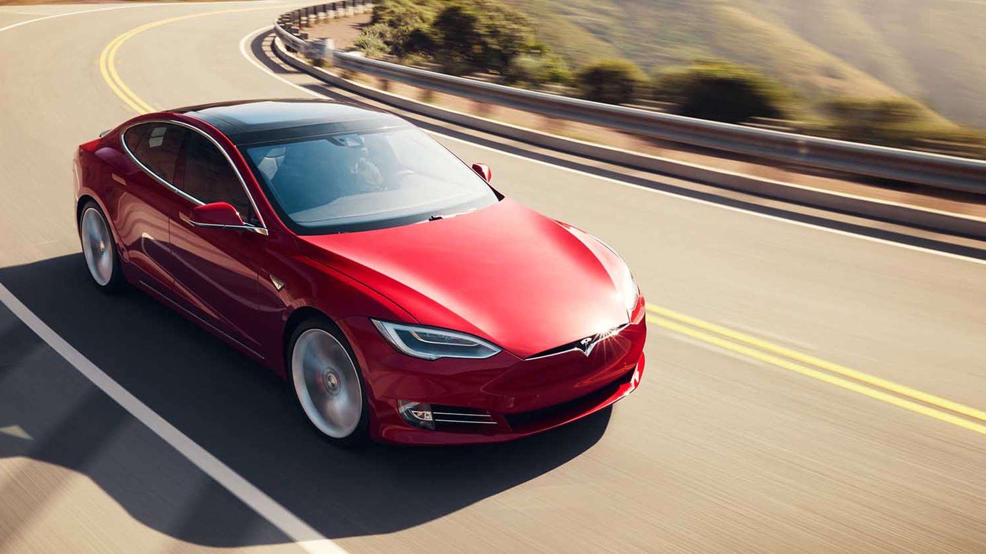 Tesla Improves Model S Model X Acceleration With Cheetah Stance Mode