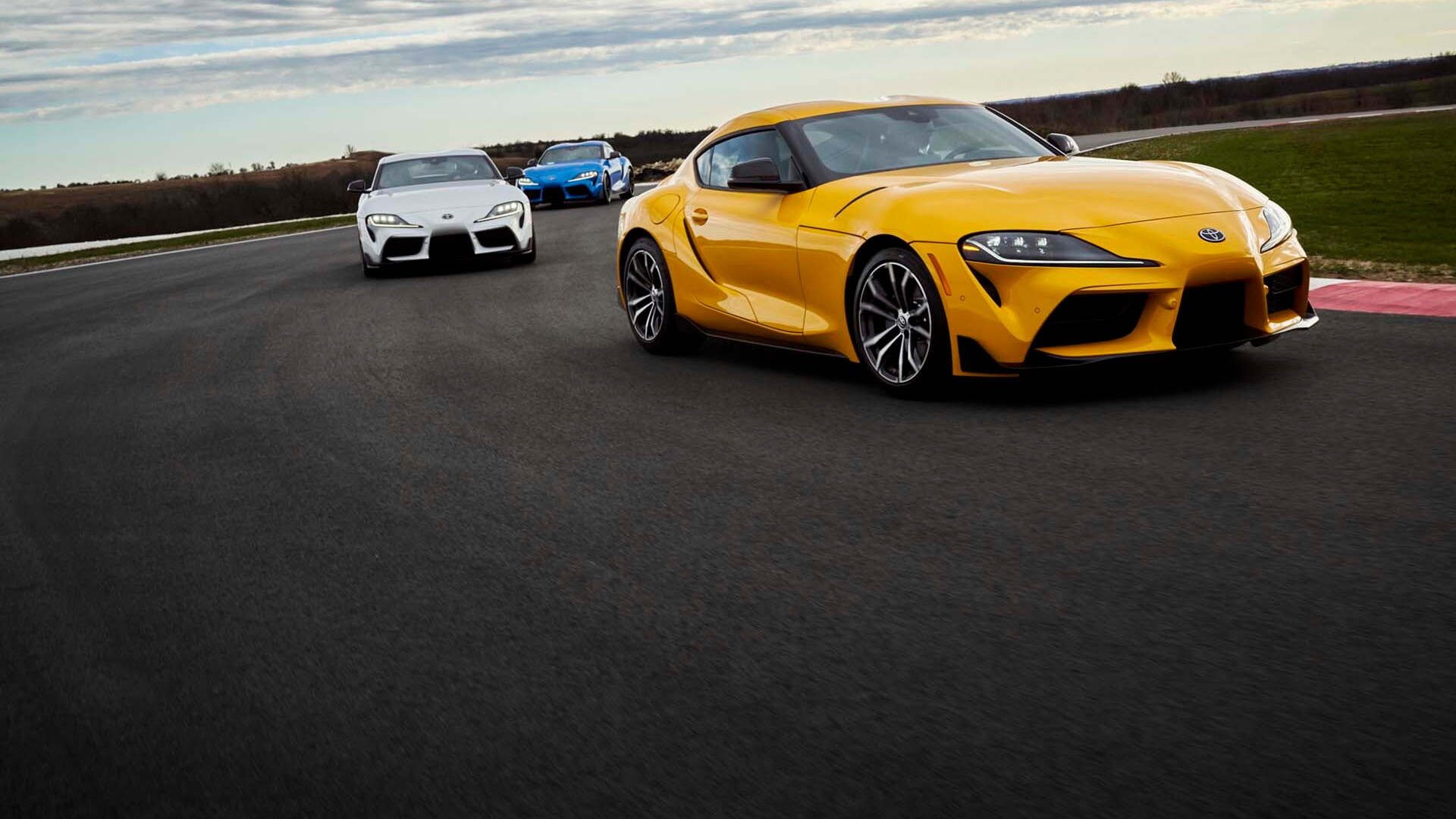 2021 toyota supra arrives with turbo4 engine more power