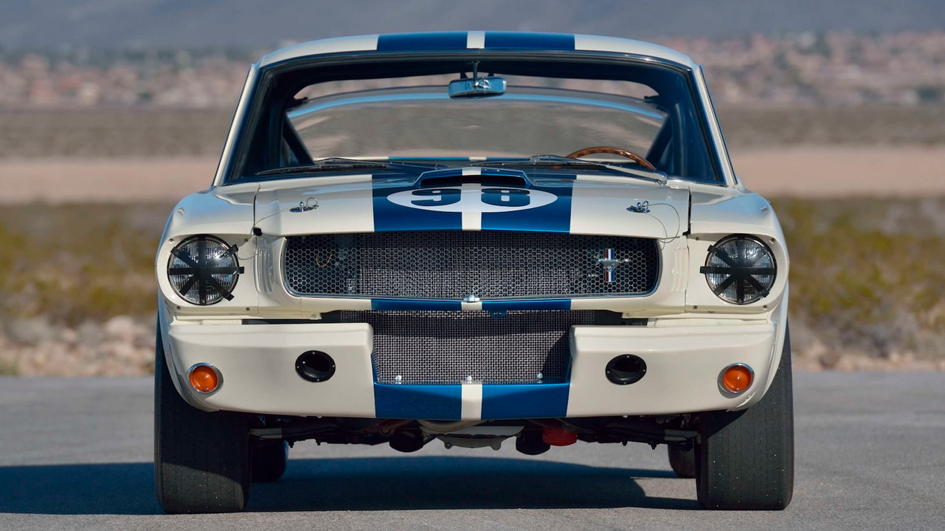 1965 Ford Shelby GT350 Competition with chassis no. 5R002