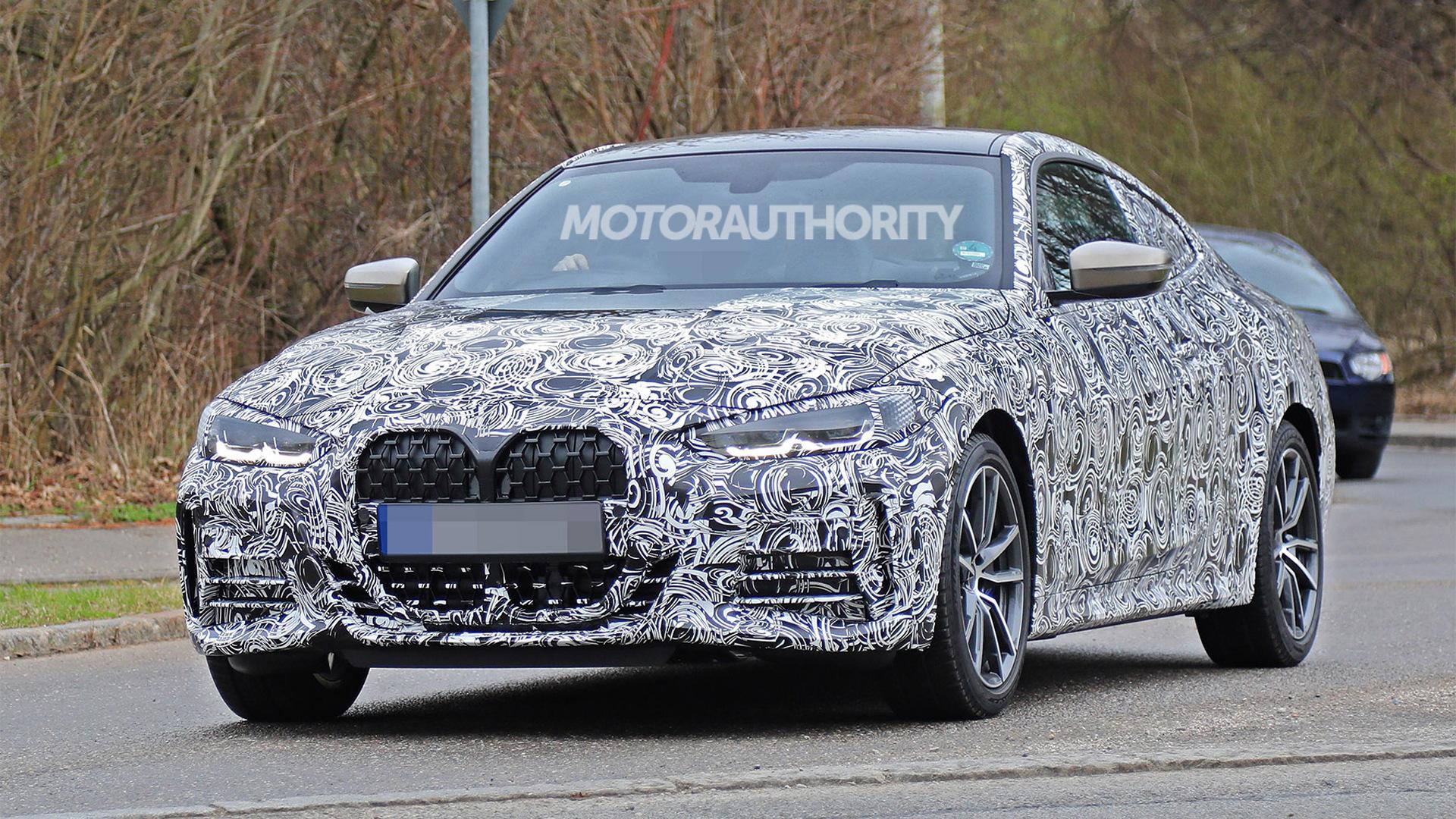 2021 BMW 4-Series - Photo credit:S. Baldauf/SB-Medien