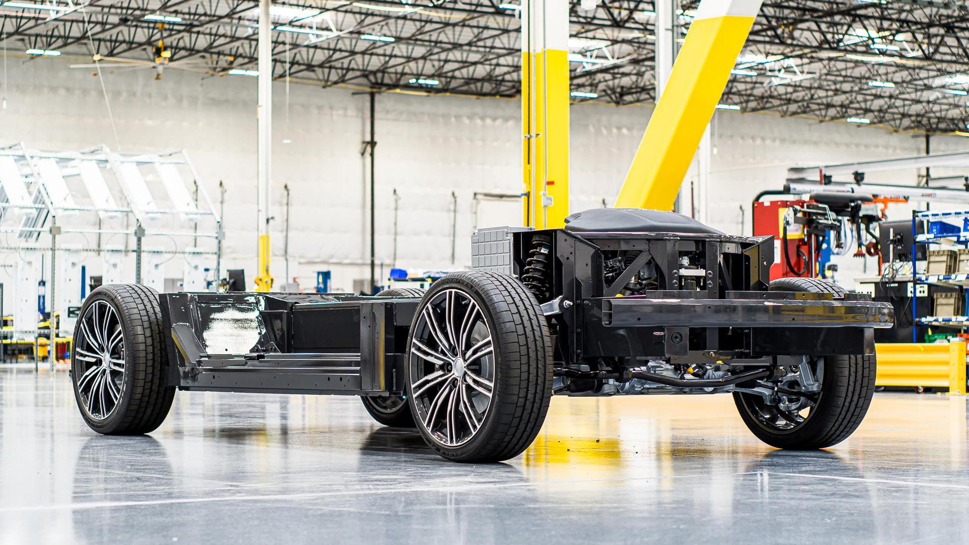 Karma E-Flex extended-range EV platform