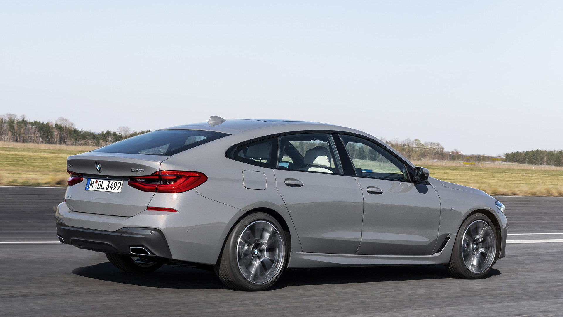 2021 BMW 6-Series GT updated with fresh looks, mild-hybrid tech
