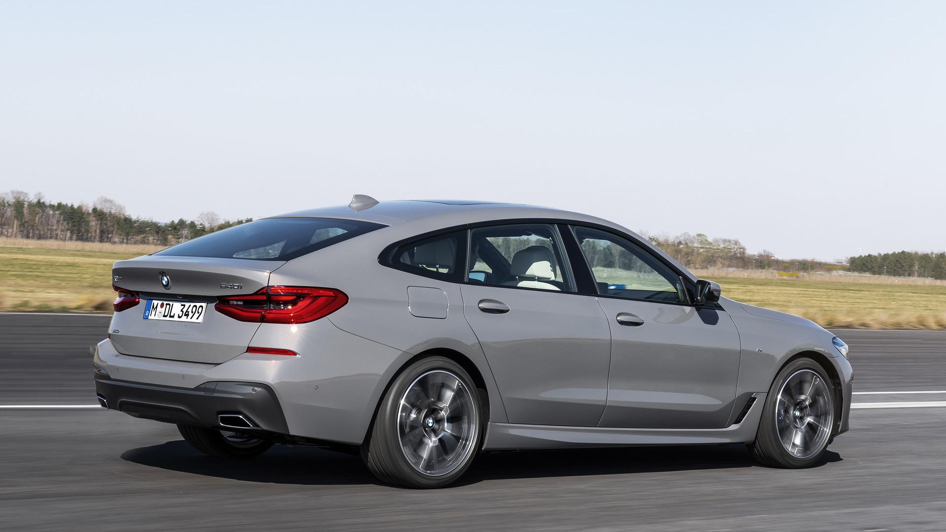 2021 BMW 6-Series Gran Turismo