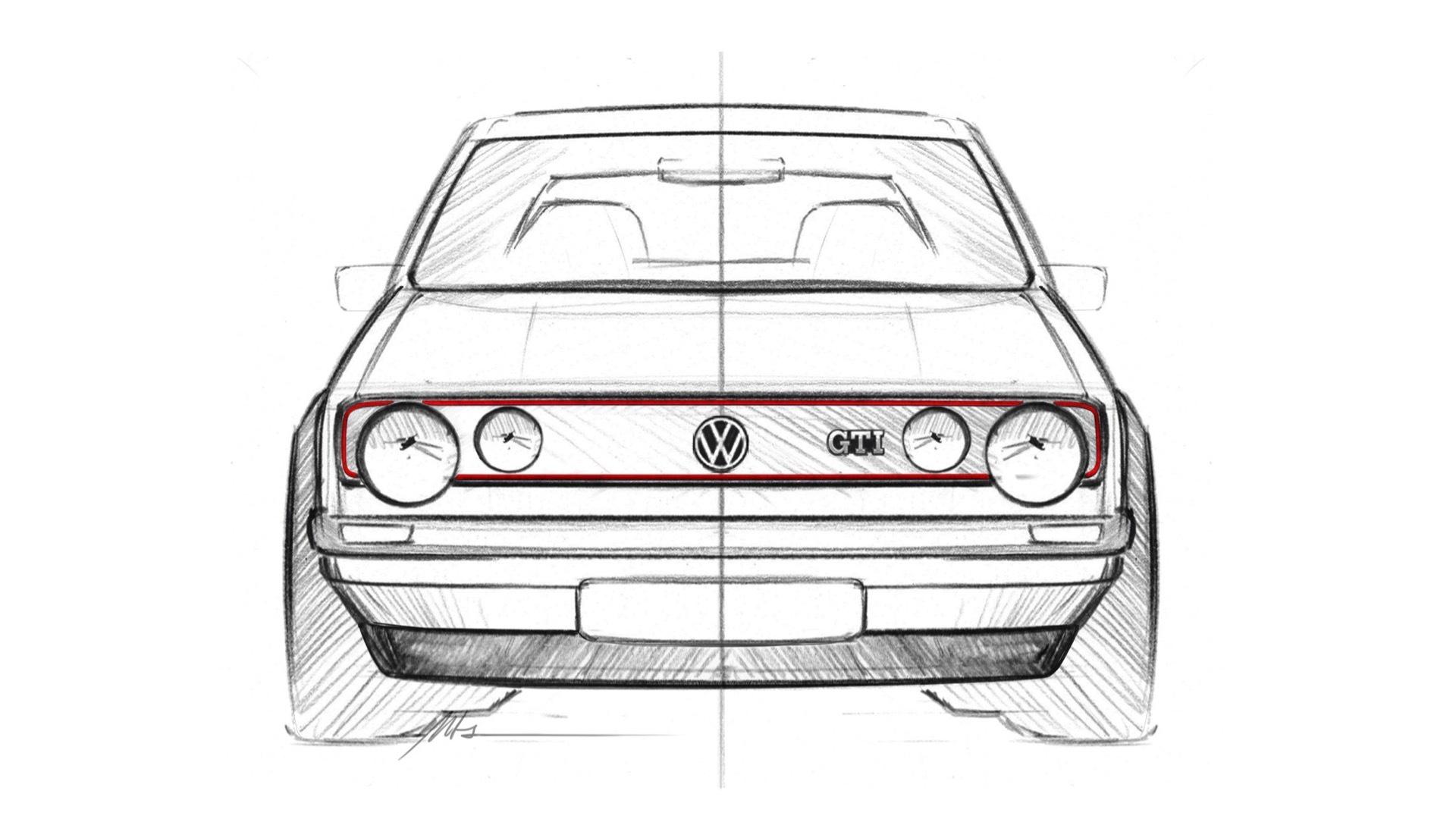 Volkswagen GTI Mk I