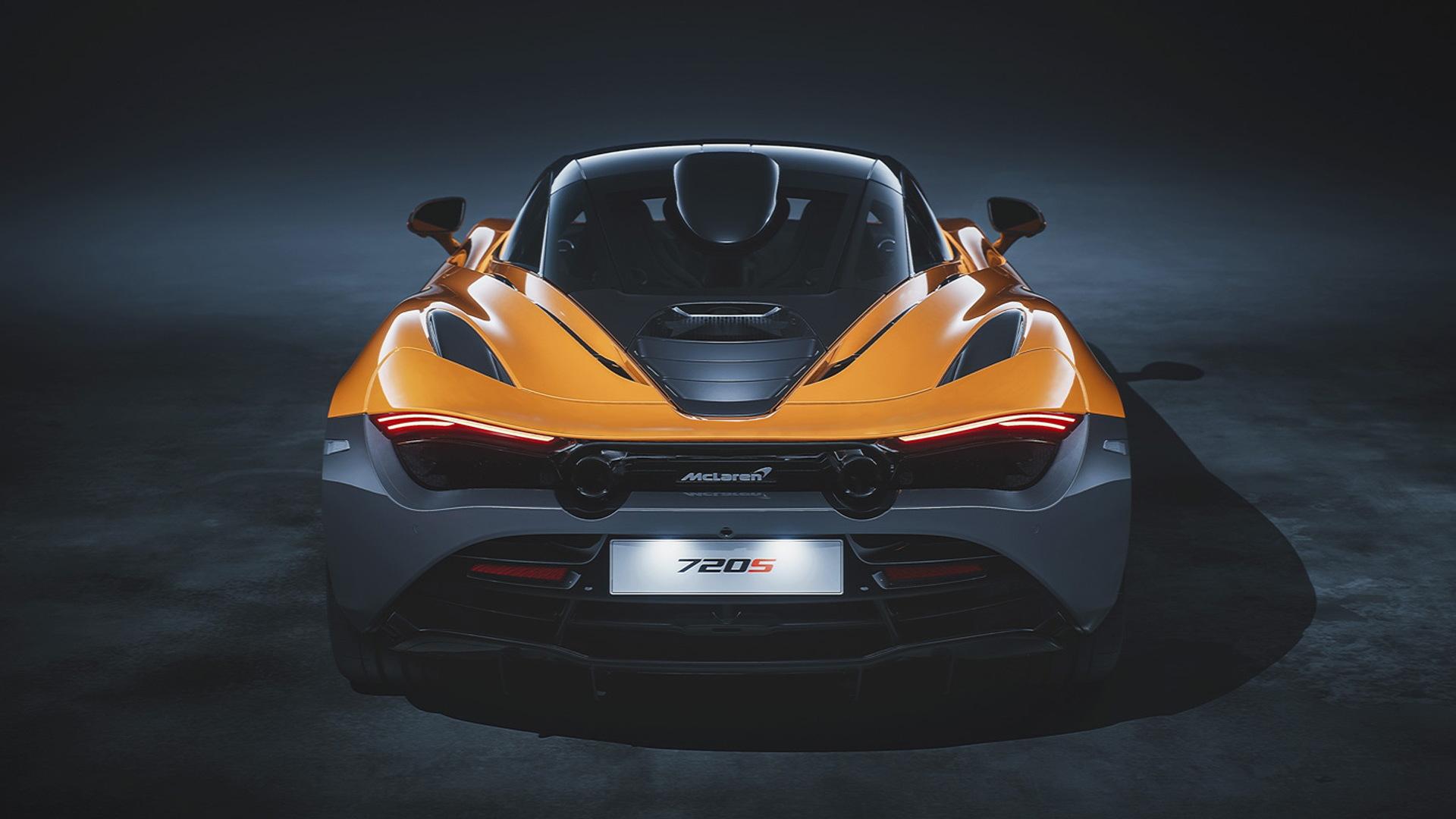 McLaren 720S Le Mans