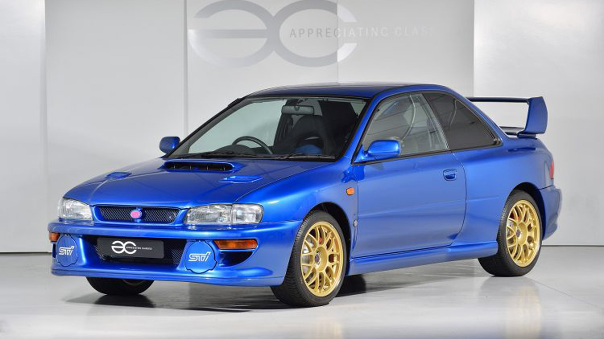 1998 Subaru Impreza 22B STI - Photo credit: Appreciating Classics