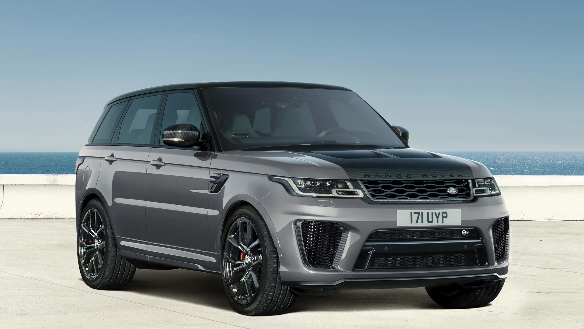 2021 Land Rover Range Rover Sport SVR Carbon Edition