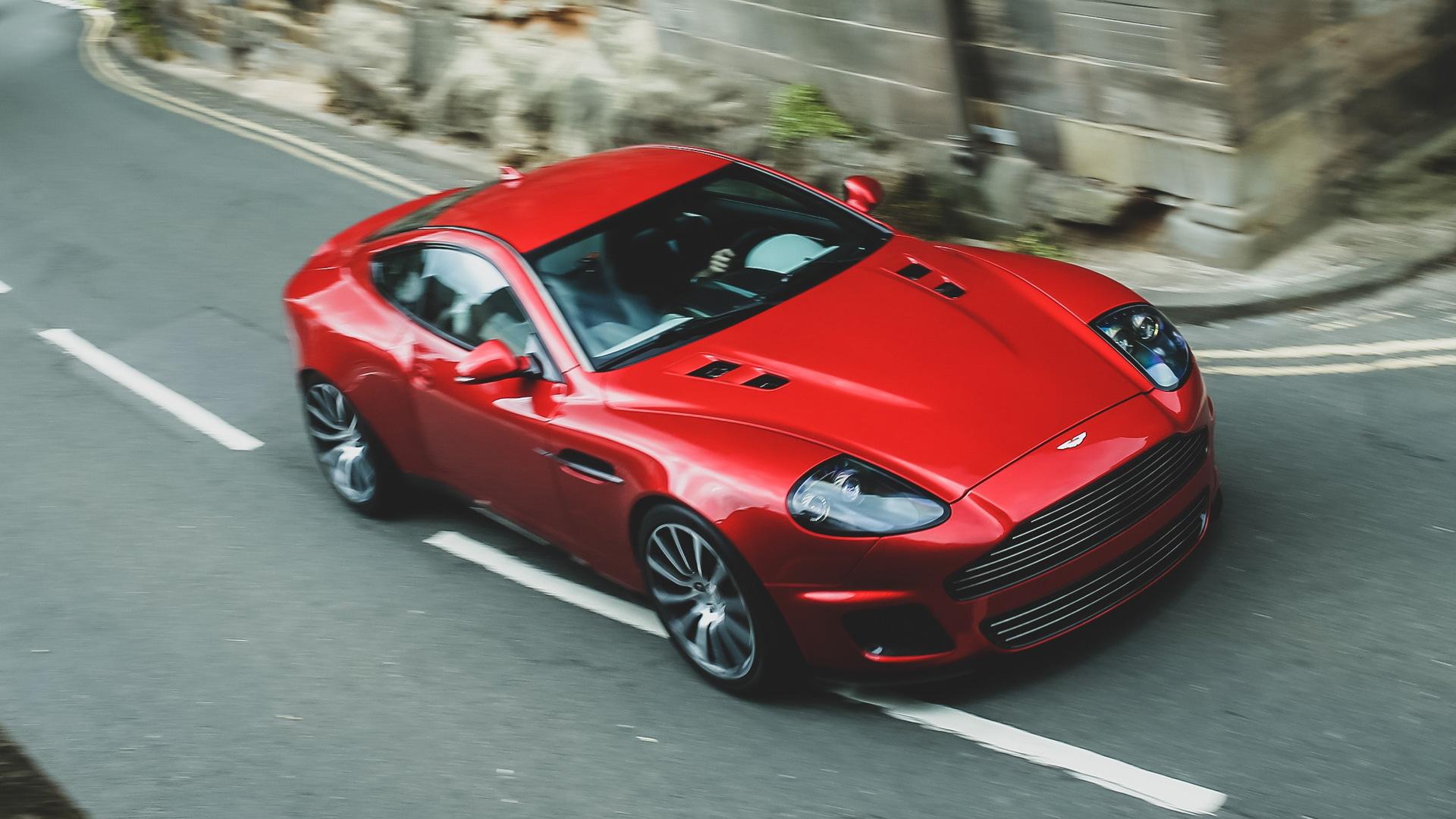 Aston Martin Callum Vanquish 25 by R-Reforged
