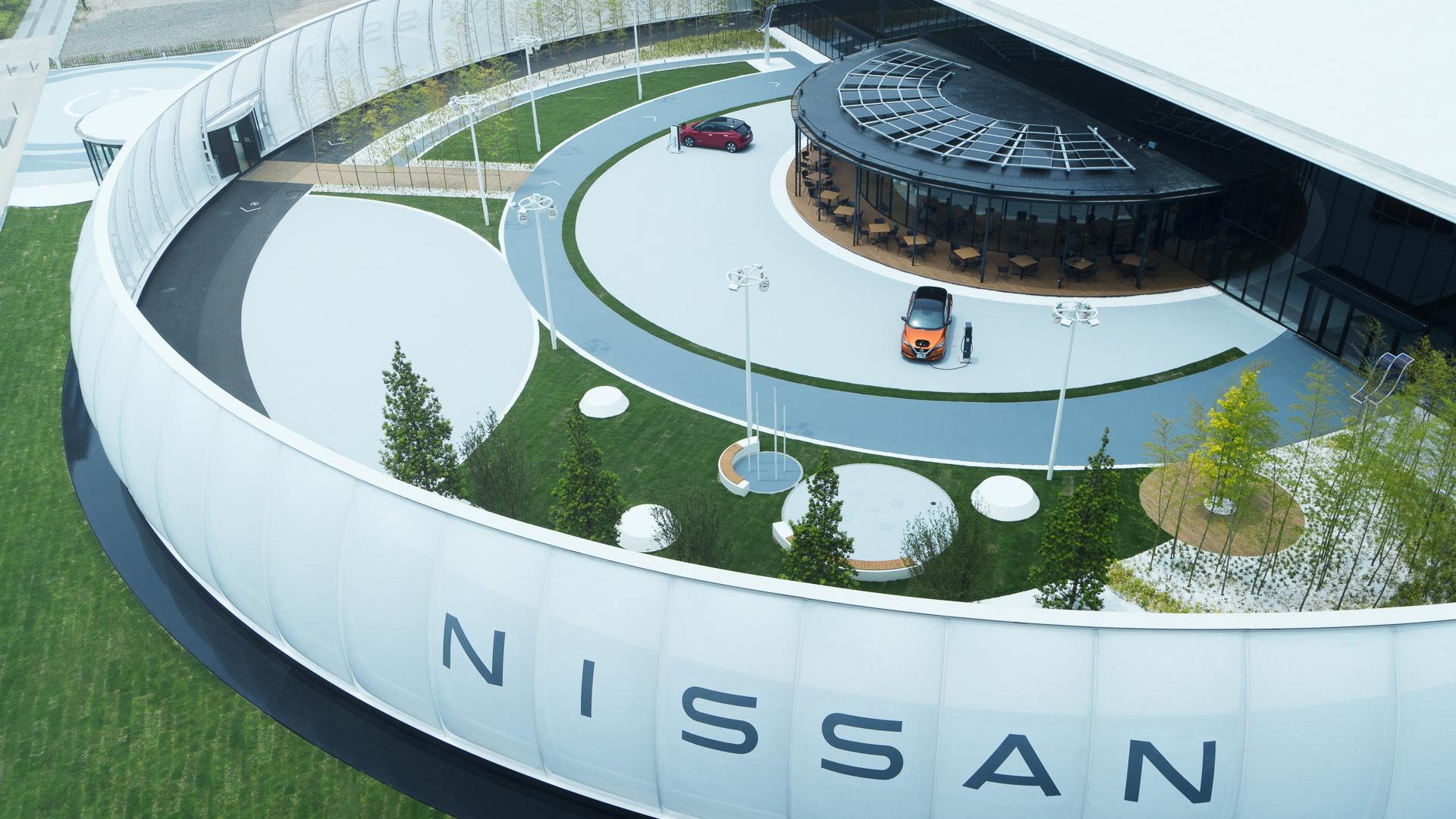 Nissan Pavilion - Yokohama, Japan