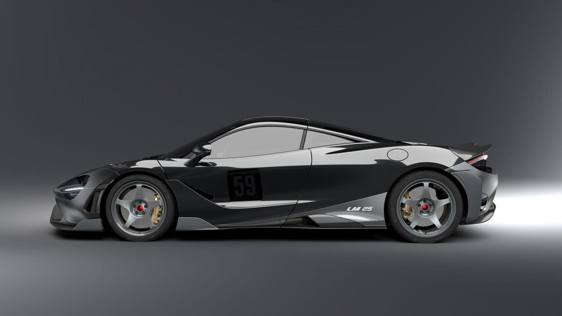 McLaren 765LT LM 25 Edition by Lanzante